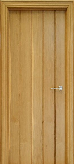 Cottage Double Sided Rustic Oak Door (40mm)